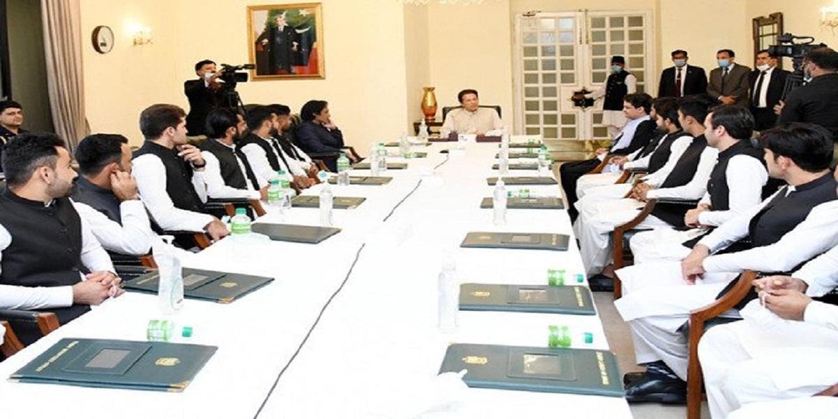 PM said 'Harnay Sai Ghabrana Nahi Hai' to the Pakistan team before T20 World Cup