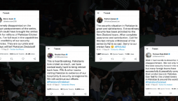 Pak v NZ: Pak players respond to NZ's decision to call off the tour
