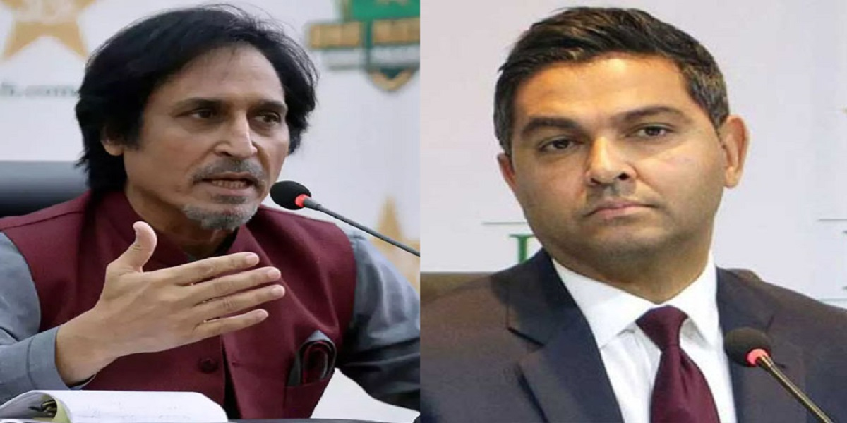 Ramiz Raja will decide Wasim Khan future in PCB within two months