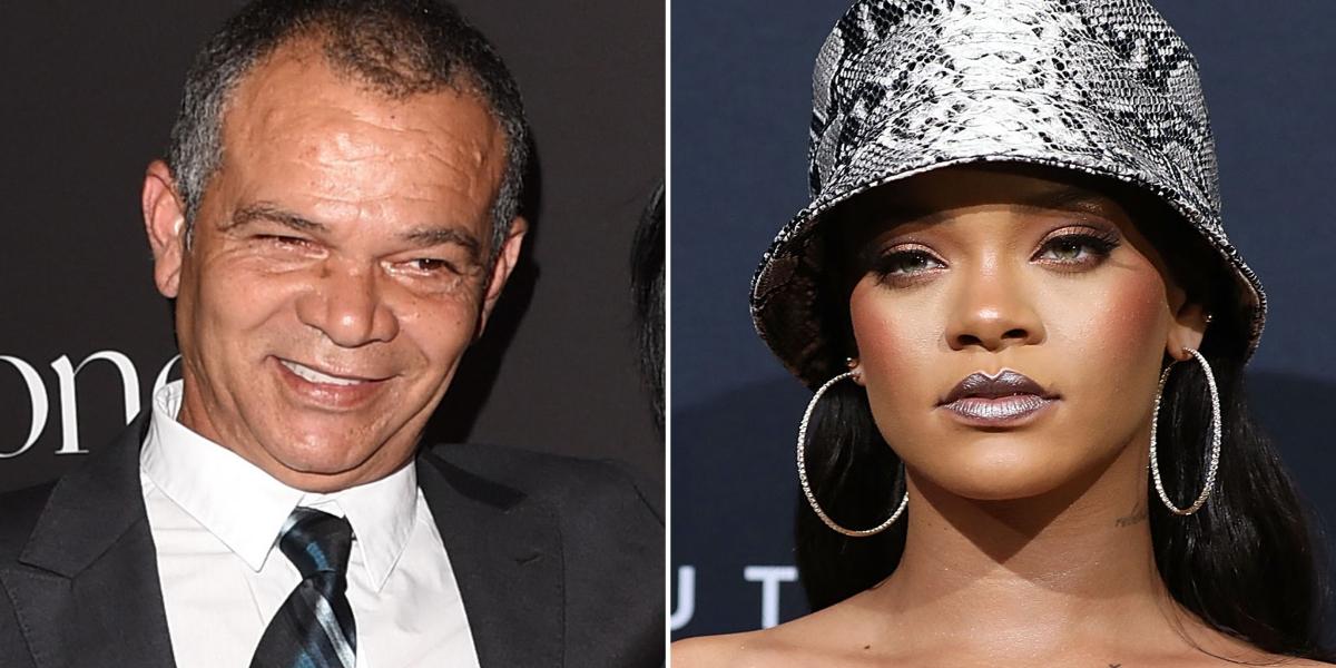 Rihanna lawsuit father