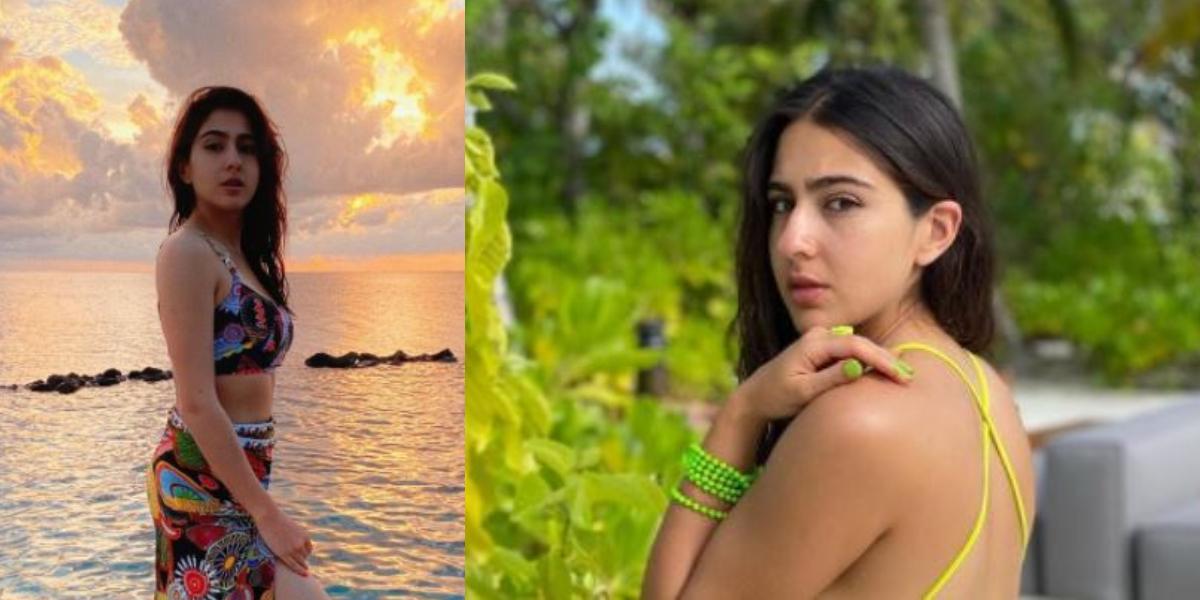 Sara Ali Khan Maldives