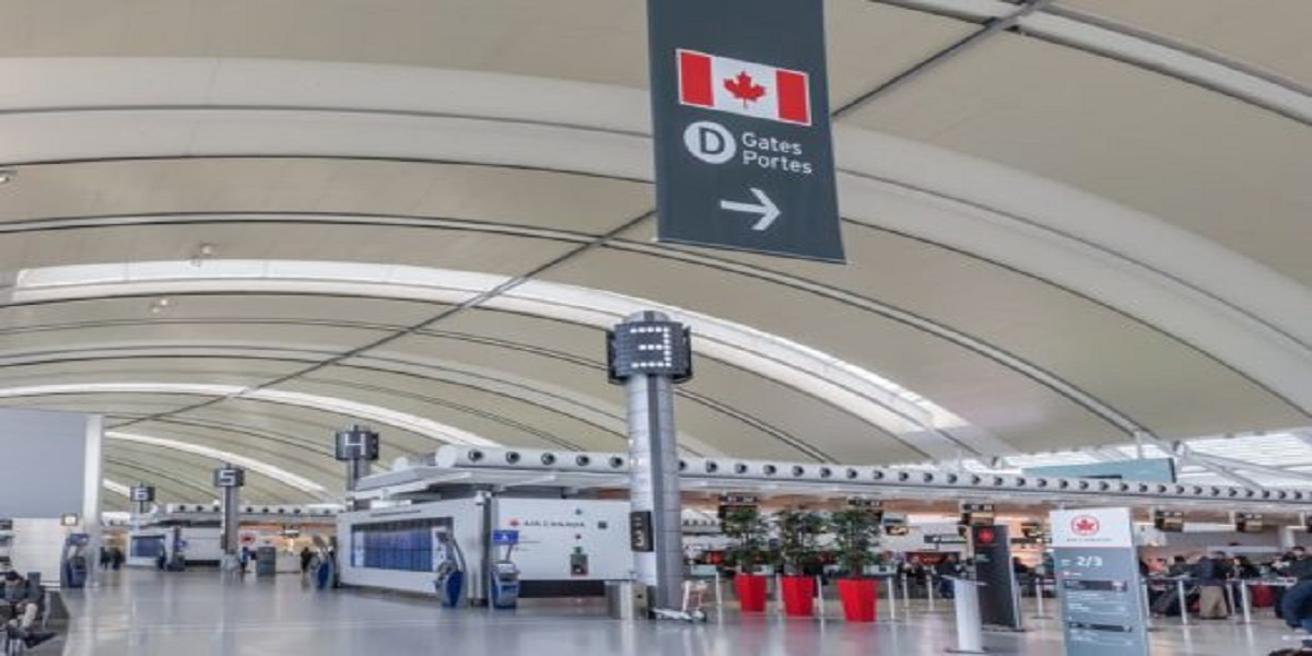 Pakistani travelers can transit and enter Canada via a third country