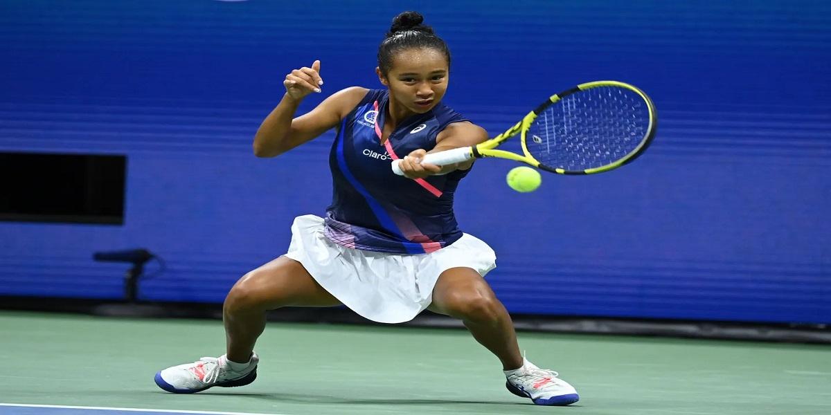 Leylah Fernandez defeats Aryna Sabalenka in the US Open semi-finals