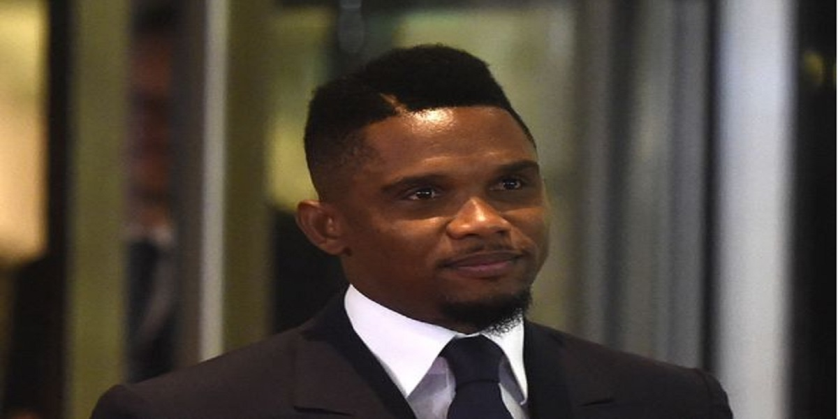 Ex-Cameroon striker Samuel Eto targets federation presidency
