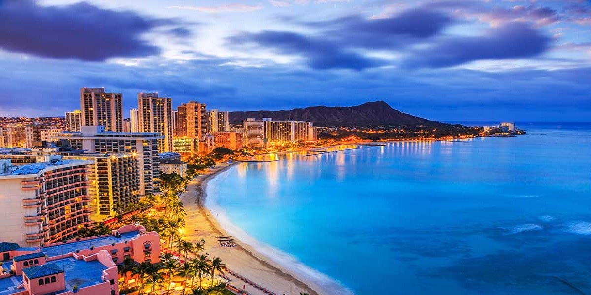 Hawaii reports the growth of hotel income for August 2021