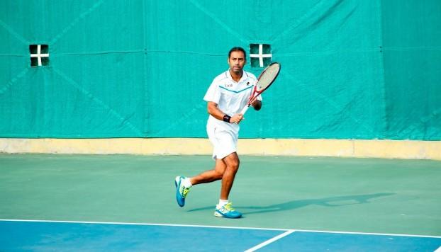 Aqeel Khan, US Open