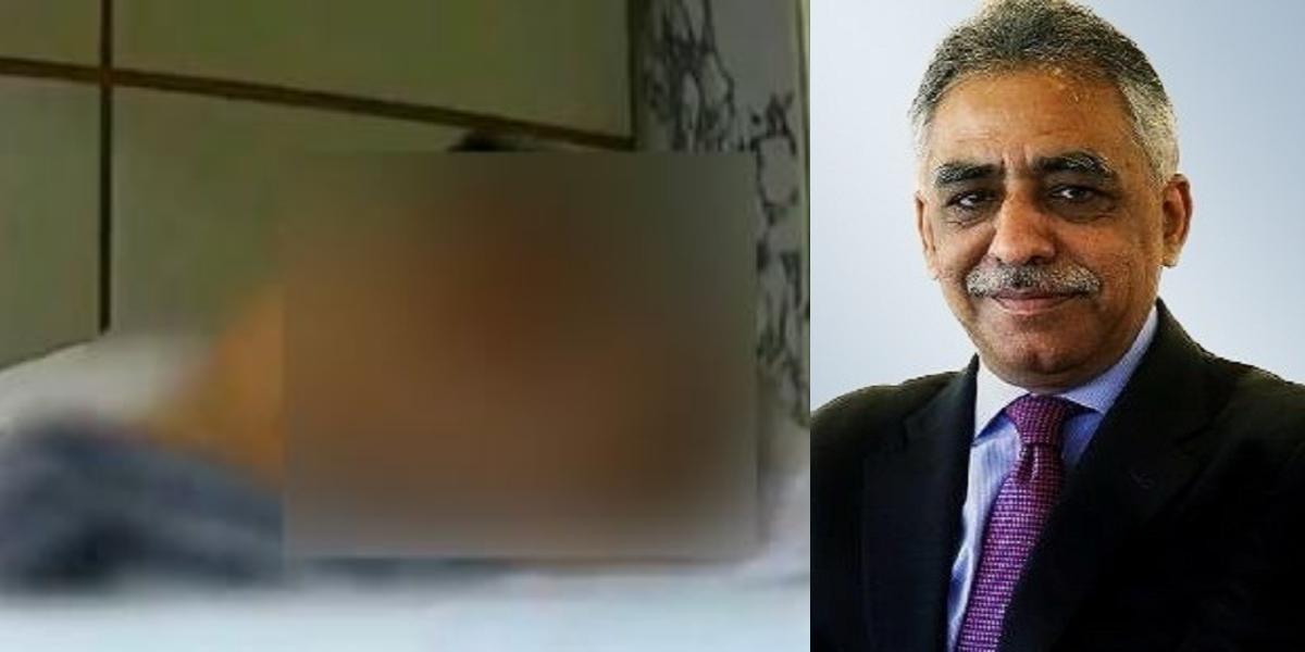 Zubair Umar leaked video