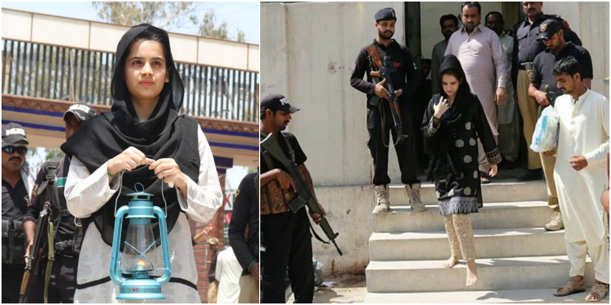 Umme Rubab pulls out first win against feudalism, PPP MPAs Indicted in triple murder case