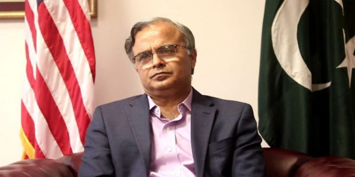 Pakistan would recognize Taliban govt. when it honours rights pledges: Ambassador Khan