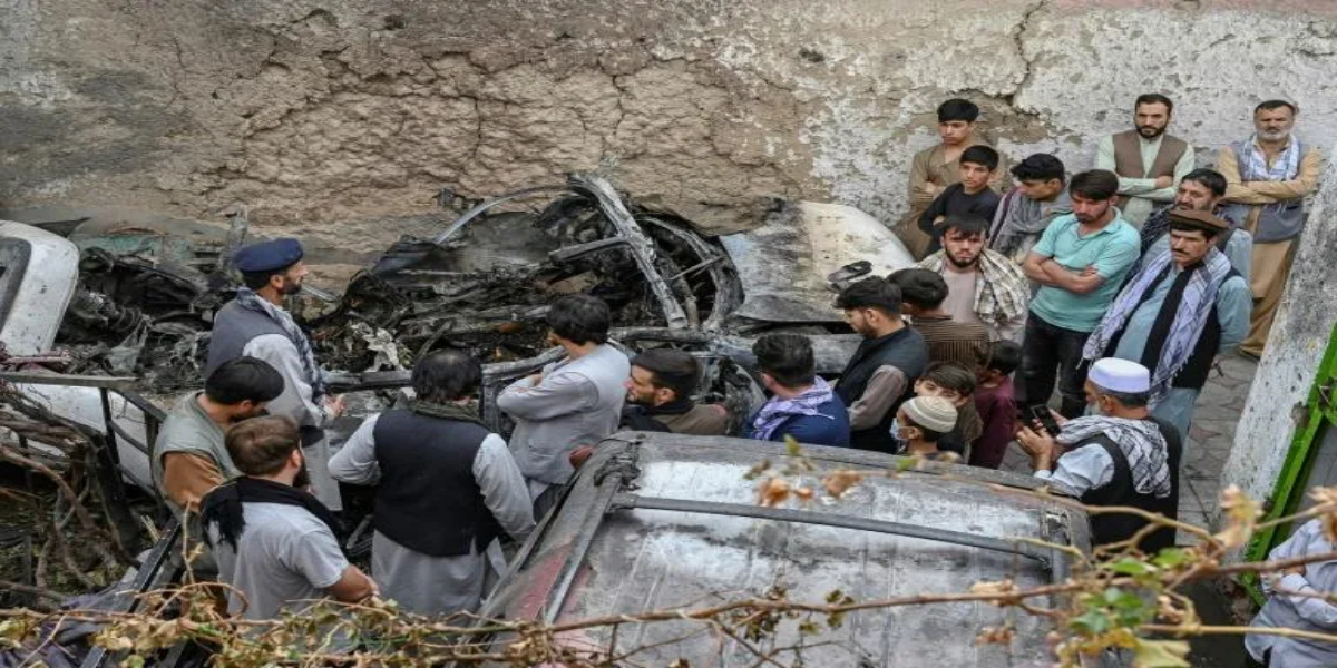 US apologizes, admits strike in Kabul killed 10 civilians, not IS militants