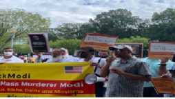Protest against Modi's visit; a stark reminder over growing fascism in India