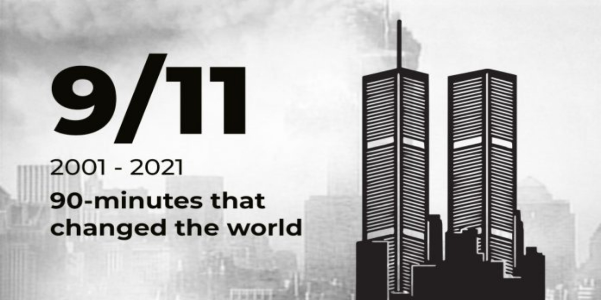 9/11 – 90 minutes that changed the world
