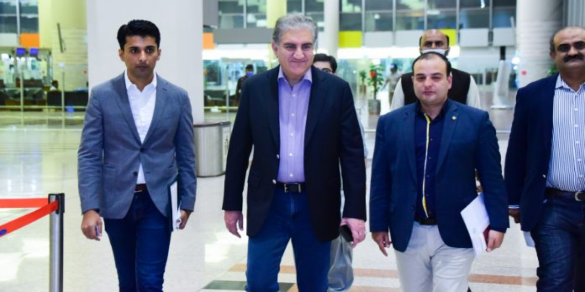 FM Qureshi off to New York to attend 76th UNGA session