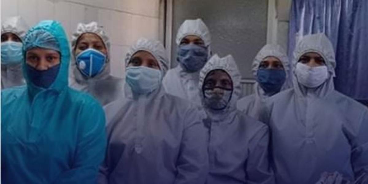 Karachi: Punjabi female doctor facing discrimination, being forced to quit her job