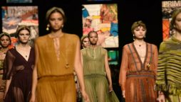 Catwalk is back: Live shows return to Paris Fashion Week