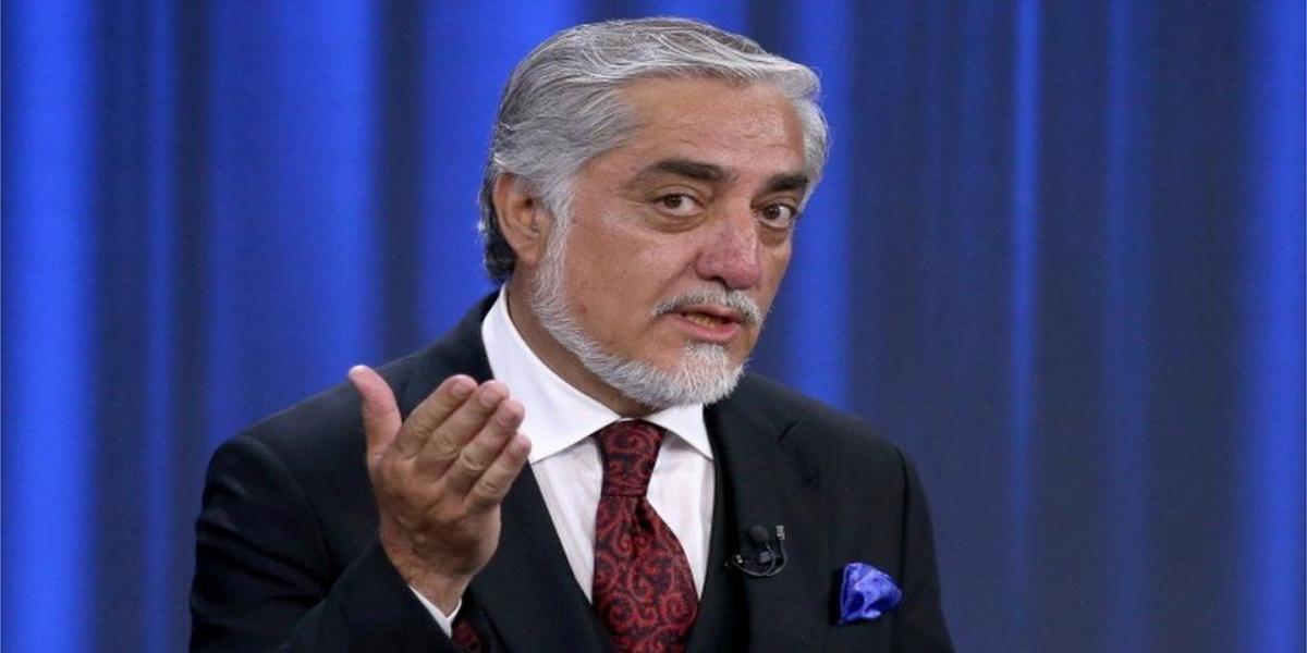 Abdullah Abdullah rebuffs Indian journalist's propaganda, advises to act 'professionally'