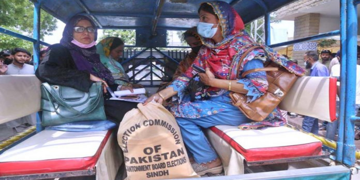 Cantonment Board Elections: Polling continues for 206 general seats