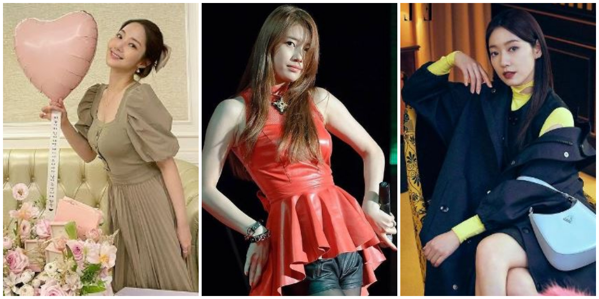 These Korean Actresses' charisma will make your heart skip a beat; take a look