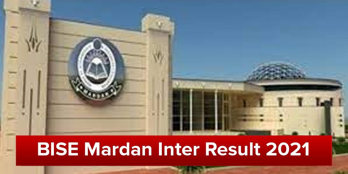 BISE Mardan announces intermediate 2021 result