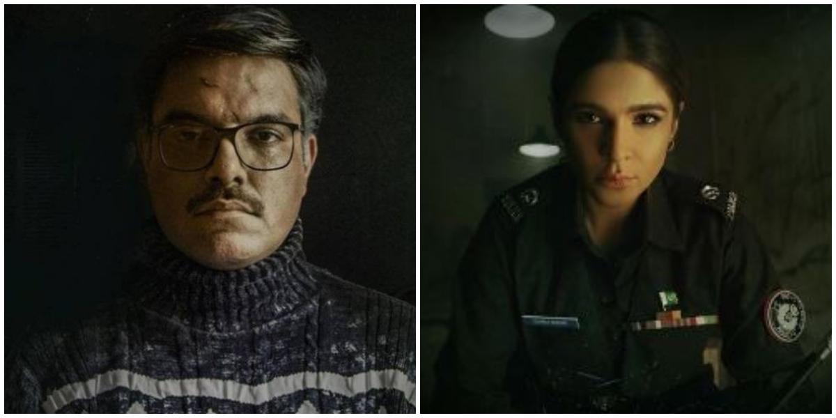 Ayesha Omar looks fierce as cop in film based on true story