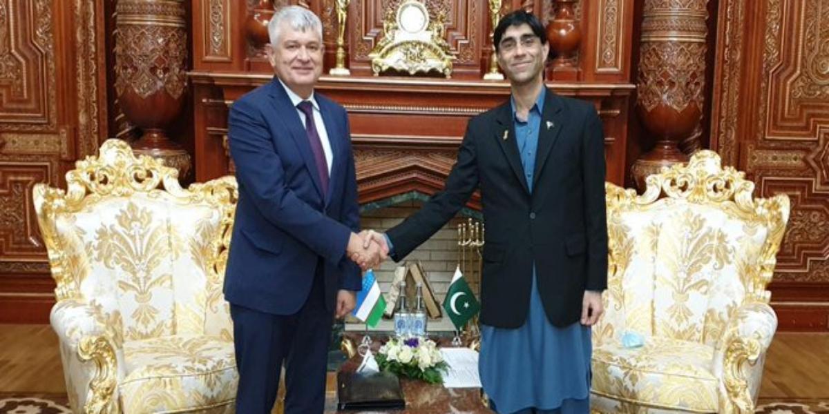 Pakistan, Uzbekistan negotiate protocol on joint commission on security