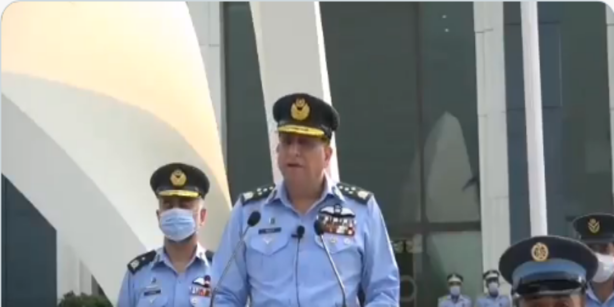 PAF fully prepared to defend country's sovereignty, integrity: Air Chief