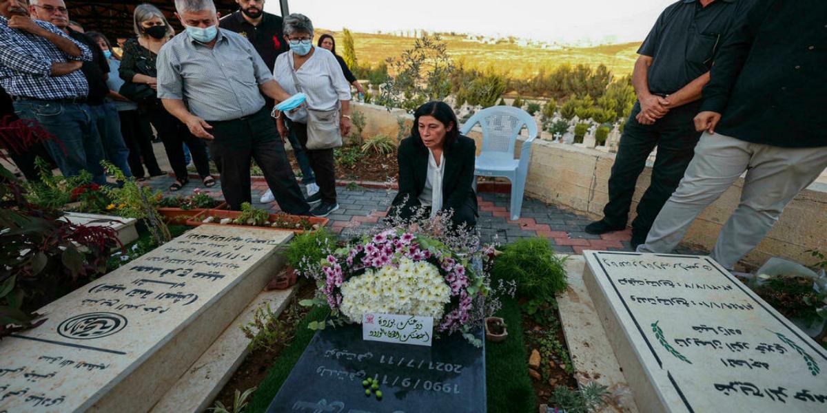 Israel releases Palestinian lawmaker Khalida Jarrar after two years in detention