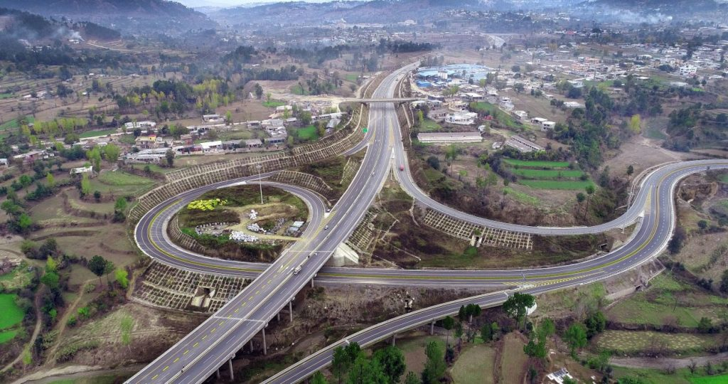 CPEC Thahkot-Havelian project wins ENR's best project award