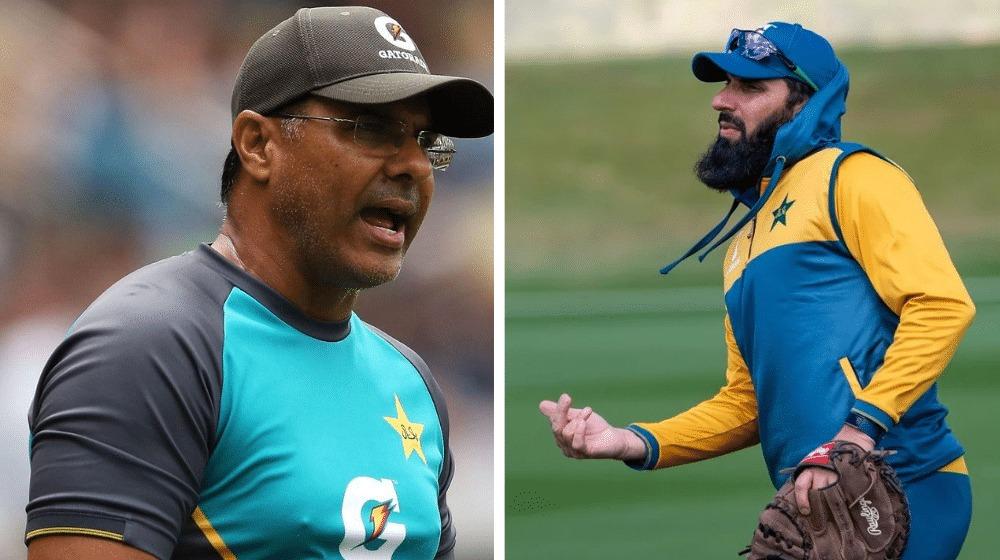 Misbah, Waqar step down as coaches