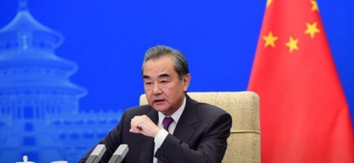 china foriegn minister wang