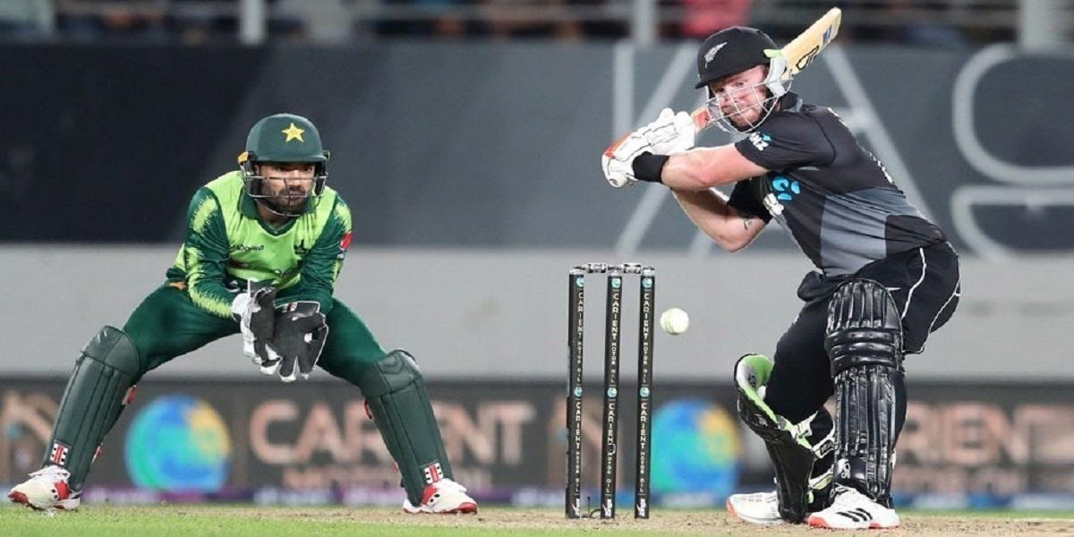 Pakistan-New Zealand ODIs status changed