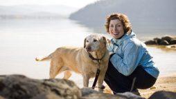 Regular walks or physical activity can help dogs avoid dementia