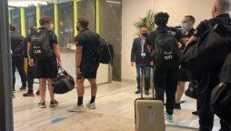 Black Caps arrive in Dubai after abandoning Pakistan tour