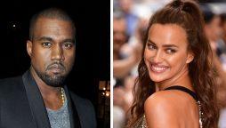 Irina Shayk Kanye West