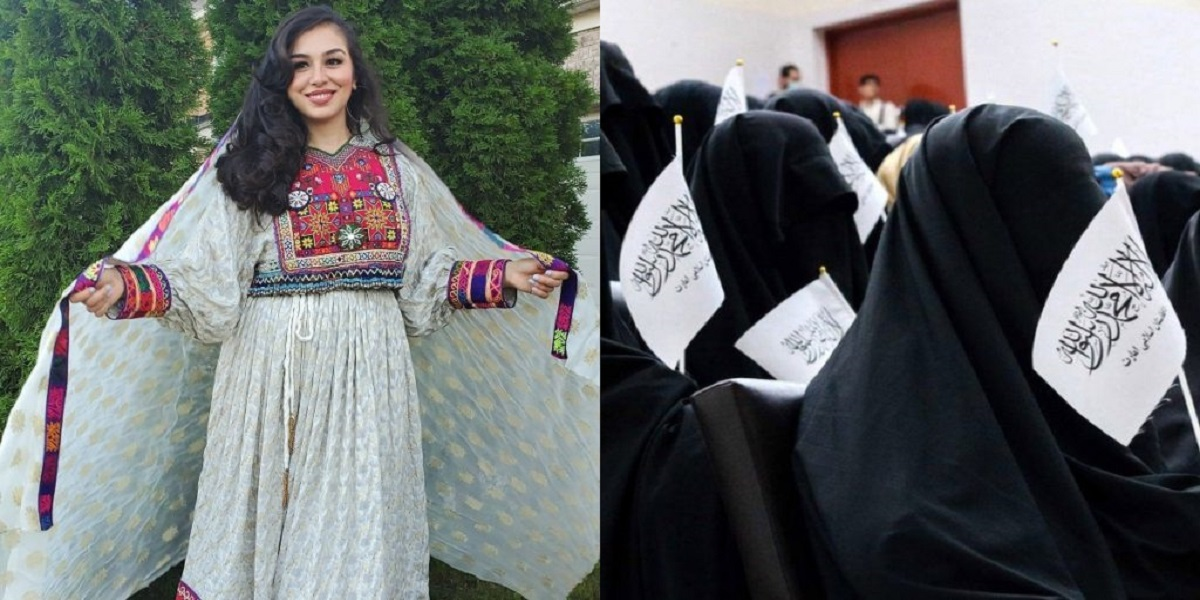 #DoNotTouchMyClothes: How Afghan women are defying Taliban instructions
