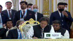 SCO Summit PM Imran