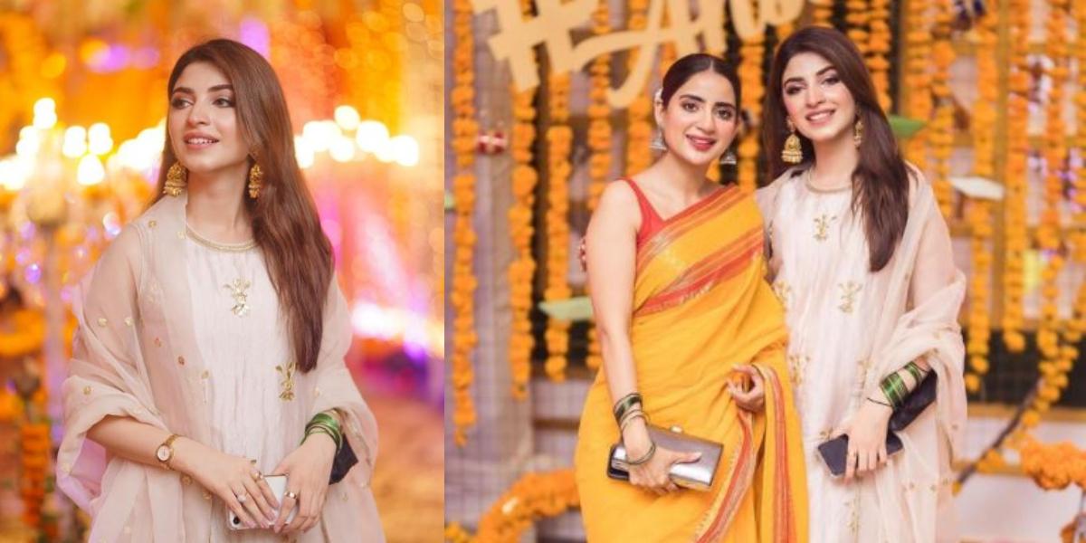 Kinza Hashmi Minal Khan Mayun