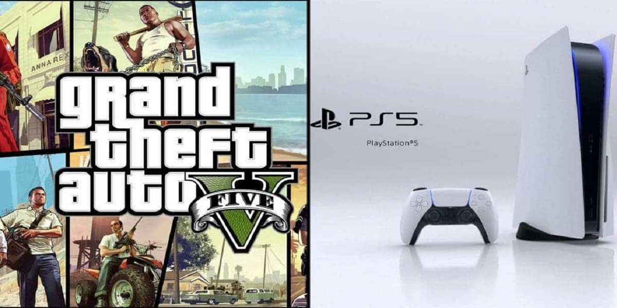 GTA 5 and GTA online is releasing on PlayStation 5