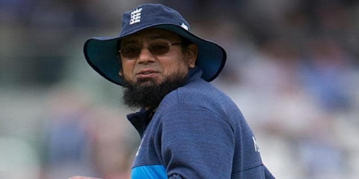 Saqlain Mushtaq will lead the coaching for Pakistan against New Zealand