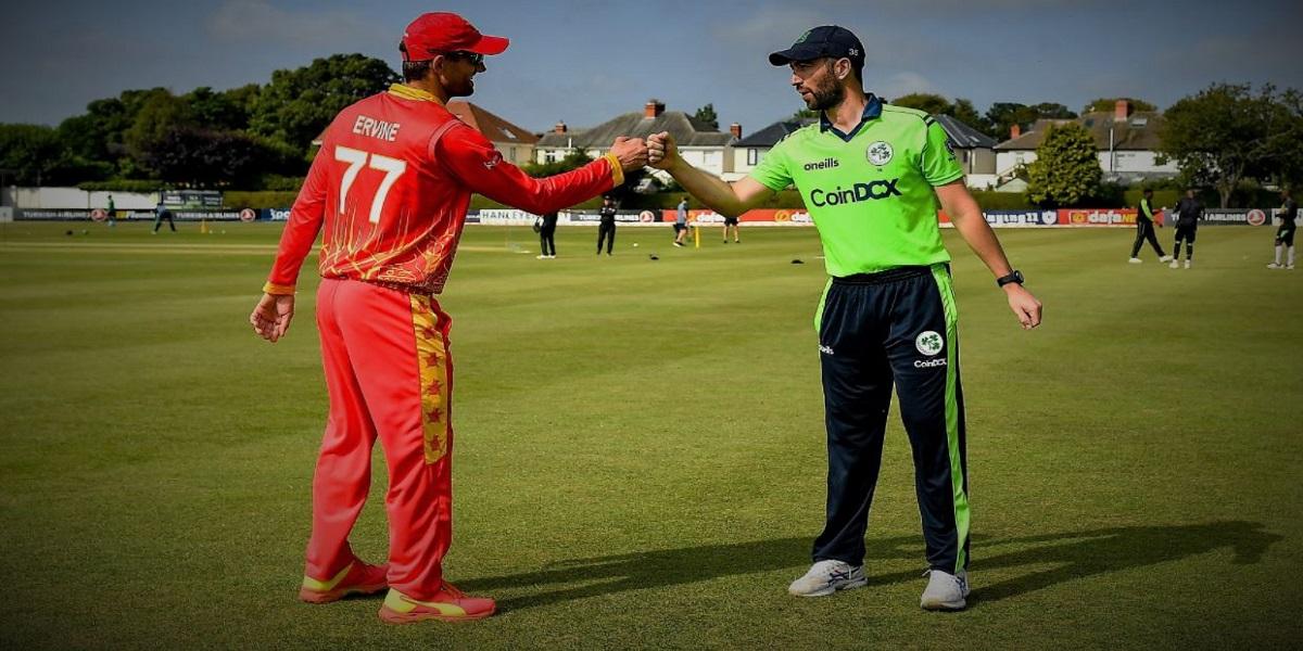 Ireland win the Twenty20 series against Zimbabwe