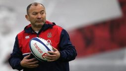 England boss Jones confirms he will step down after Rugby World Cup