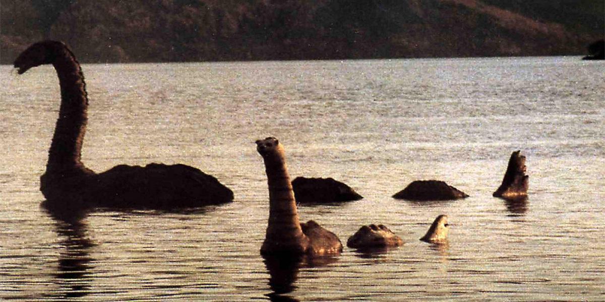 Sonar 'spots' the Scotland's Loch Ness sea monster