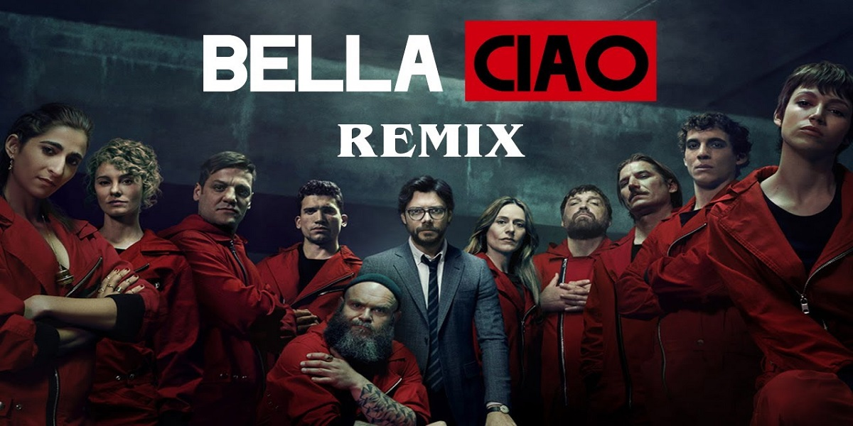 "Money Heist's song ""Bella Ciao"" gets a Gujarati remix"