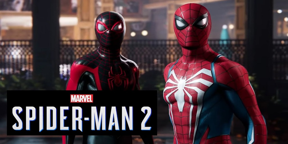 Marvel's Spider Man 2 is releasing on PlayStation 5
