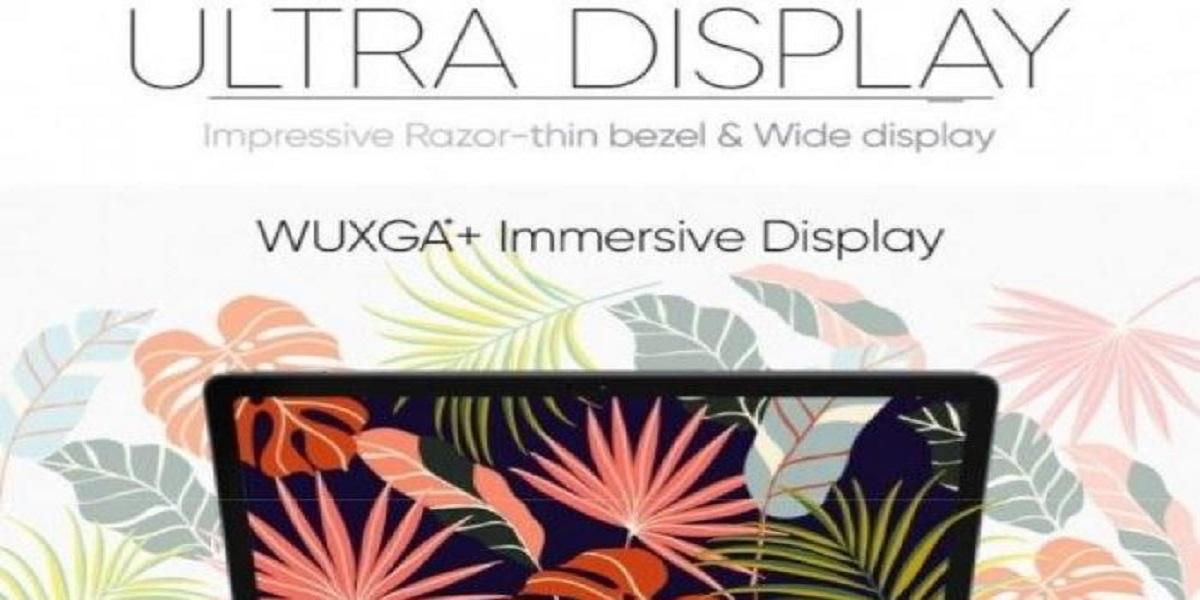 Realme Pad to have WUXGA+ immersive display, color options