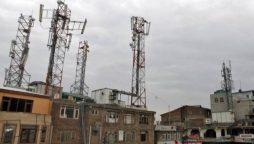 mobile towers oon buildings