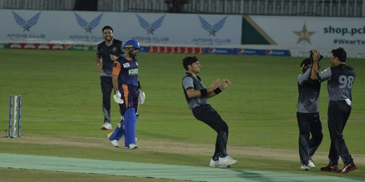 National T20 Cup: Central Punjab defeats Khyber Pakhtunkhwa