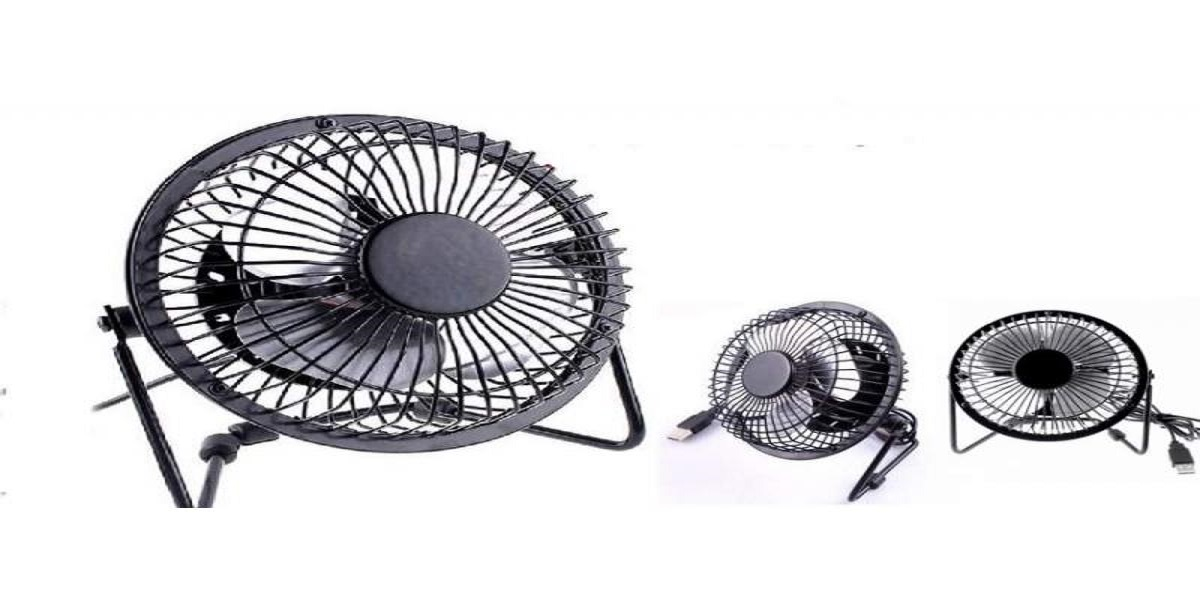 Exports of electric fans
