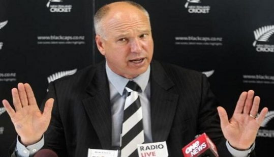 David White: Not sharing threat details with Pakistan Cricket Board