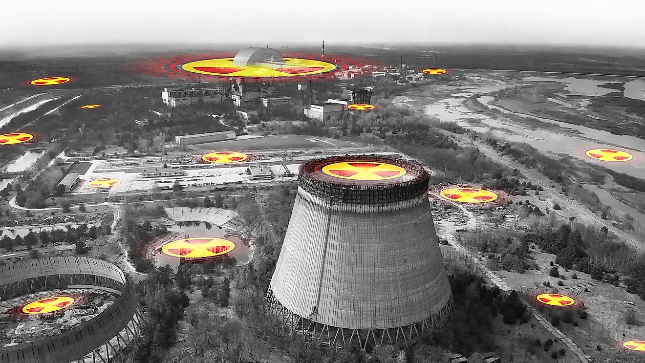 Did you know? How about the worst Chernobyl disaster